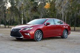 lexus es 2017 lexus es 300h test drive review autonation drive automotive