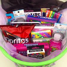 travel gift basket road trip gift basket diy florida