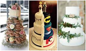 2017 wedding cake trends u2013 dipped in lace