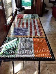 build a beer pong table diy beer pong table collect beer caps and design your own diy