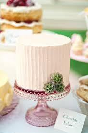colorful wedding cake stands junebug weddings