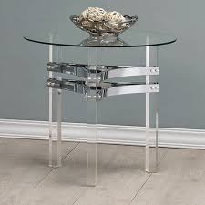 glass top end table with drawer espresso end tables designs glass top round coffee and table sets image with