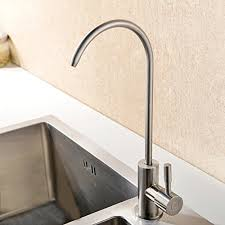 water filtration faucets kitchen touch on kitchen sink faucets ufaucet modern best stainless