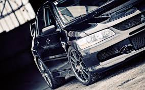mitsubishi evo 9 wallpaper hd black cars dark mitsubishi evo lancer evolution vehicles walldevil