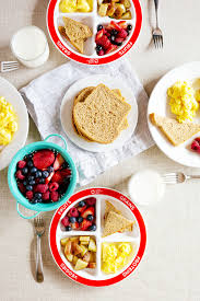 it s your special day plate healthy balanced breakfast with myplate healthy ideas for kids