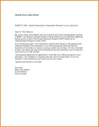 7 letter sample in email letter format for