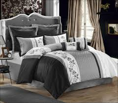 Plain White Comforters Bedroom Fabulous Black Bed Sheets Black And White Bedspreads And