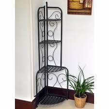plant stand indoor plant wall shelf branch standating metal