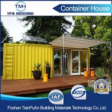 china low cost fast food shipping container house for sale china