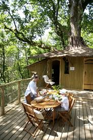 tree houses alicourts luxury treehouses in french country resort