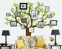 100 family tree wall sticker giant family tree wall sticker family tree wall sticker 29 large family tree wall decal clearance brown 60quot large