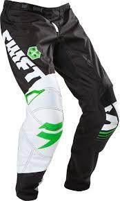 motocross gear for sale new shift mx gear assault black white green bmx dirt bike