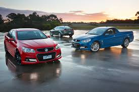 holden ssv vf ss v redline sets new standard for holden performance