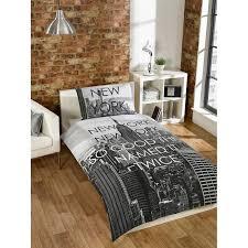 New York Bed Set New York City Bedding Set Tokida For