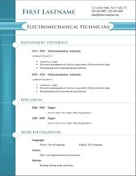 Sample Resume Templates by Resume Sample In Pdf Pdf Resume Template Fancy Blues Wide Pdf