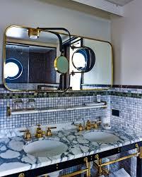 Bathroom Vanity New York by Viceroy New York Suite Bathroom Roman And Williams Interior