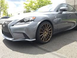 lexus richmond hill aftermarket wheel showcase 3isx exclusive page 67 clublexus