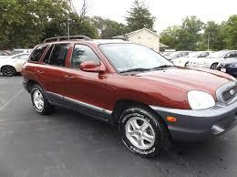 2004 hyundai suv 2004 hyundai santa fe awd gls 4dr suv in lima oh goodman auto sales