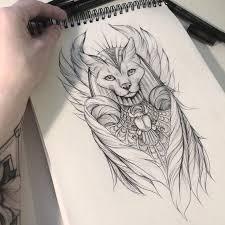 Anubis Tattoo Ideas Best 25 Bastet Tattoo Ideas On Pinterest Egyptian Goddess