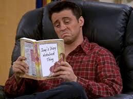 Joey Friends Meme - the incredibly hard joey tribbiani quiz playbuzz