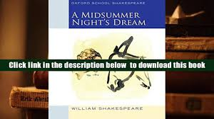 audiobook midsummer night s dream oxford shakespeare