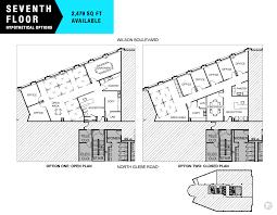 Floor Plan View Ballston Point