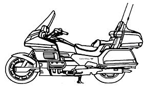 motorcylce cliparts stencil free download clip art free clip