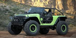 jeep hellcat truck yep jeep built a 707 hp hellcat powered wrangler for easter jeep safari