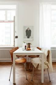 mid century ikea hack dining tables dining table white spray paint ikea hack kailo