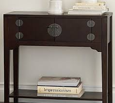 black lacquer console table gump s lacquer console table look 4 less inside asian plan 16