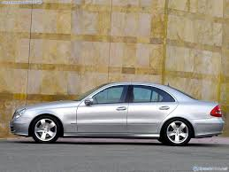 Mercedes Benz E 2003 Mercedes Benz E Class W211 Picture 4569 Mercedes Benz Photo