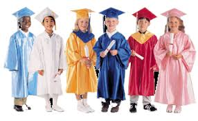 kindergarten cap and gown graduation gowns muscat uniforms