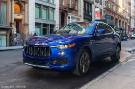 maserati suv another maserati suv is coming to rival porsche business insider