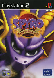 spyro enter the dragonfly cover art pal spyro the dragon