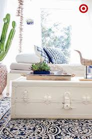 white vintage coffee table furniture white vintage trunk coffeet table from target 16 old