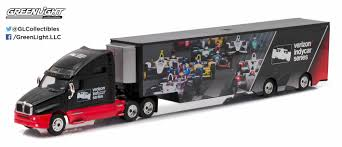 2016 kenworth greenlight 1 64 2016 kenworth t2000 indycar series transporter
