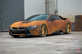 Bmw I8 Wrapped - bmw archives vossen wheels
