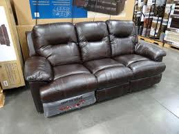 pulaski leather reclining sofa berkline recliner 3 sofas center costco pulaski leather reclining