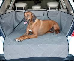 Ford Escape Cargo Cover - k u0026h pet products quilted cargo cover gray chewy com