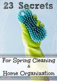 Springcleaning 23 Amazing Spring Cleaning And Home Organization Ideas