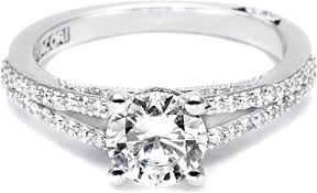 engagement rings 3000 50ct brilliant g si1 tacori engagement ring 3000rd5 cr2