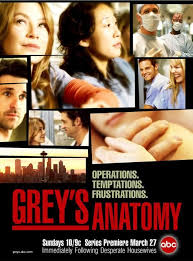 Grey's Anatomy S01E01-03