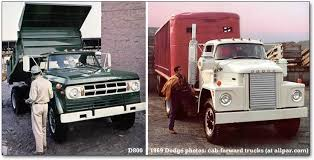 dodge semi trucks 1969 dodge heavy duty trucks