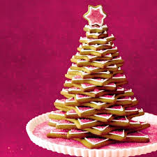 easy gingerbread tree recipe chatelaine