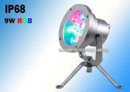 led fountain lights underwater rgb ip68 waterproof underwater led lights support dmx 512 controller