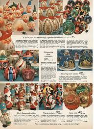 vintage ornament catalog 1968 montgomery ward
