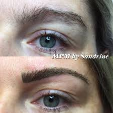 sourcil maquillage permanent prix maquillage permanent des sourcils à montpellier institut de beauté