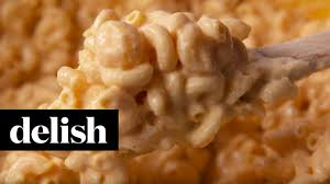 slow cooker mac and cheese delish youtube