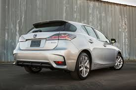 lexus ct200h f sport auto 2016 lexus ct200h gets minor changes