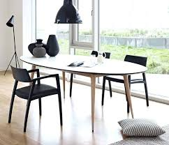 dining table white oval dining room sets white oval dining table